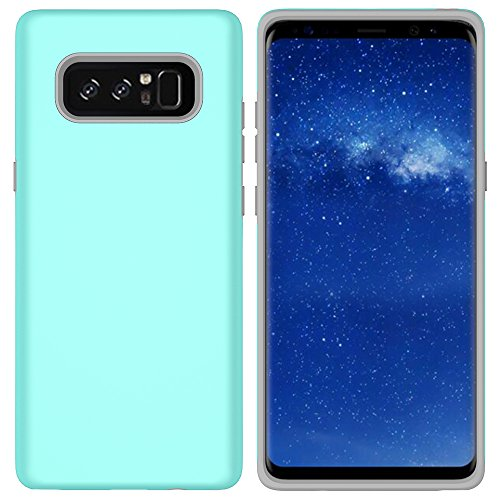 Gorgeous Pale Blue Cover For The New Galaxy Note 8