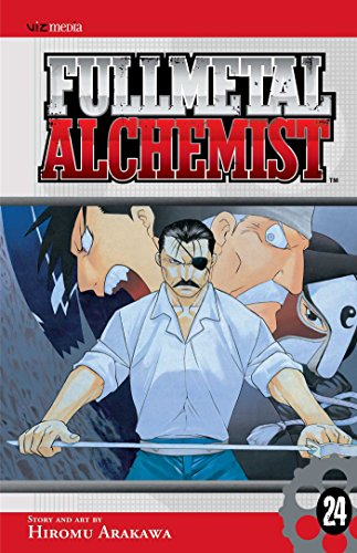 Fullmetal Alchemist, Vol. 24 Cover Image