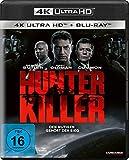 DVD Cover 'Hunter Killer  (4K Ultra HD) (+ Blu-ray 2D)