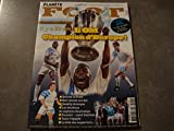 """PLANETE FOOT NUMERO COLLECTOR N °45 !! """"IL Y A 20 ANS L'OM CHAMPION D'EUROPE !!"""" + 2 POSTERS XXL !!"""