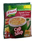 #4: Knorr Sweet Corn Cup a Soup - Chicken, 13g Pouch
