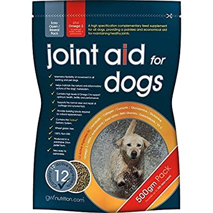 GWF Joint Aid for Dogs 500g 1