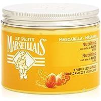 Le Petit Marsellais - Mascarilla Nutritiva con Leche de Karité y Miel, ...