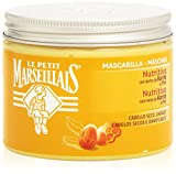 Le Petit Marsellais - Mascarilla Nutritiva con Leche de Karité y Miel, 300 ml