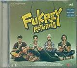 #3: Fukrey Returns - CD
