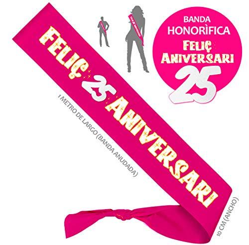 Inedit Festa - Banda 25 Años Cumpleaños Banda Honorífica