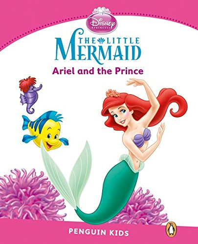 Level 2: Disney Princess The Little Mermaid (Pearson English Kids Readers) thumbnail
