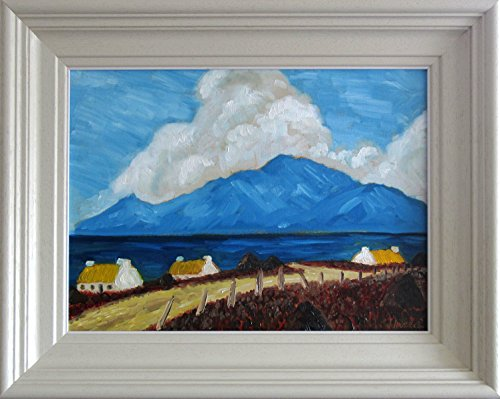 atlantic-ireland-original-oil-painting-framed-art-from-ireland-free-worldwide-shipping