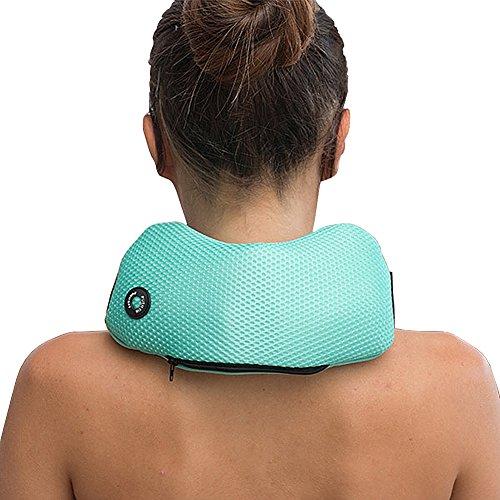 Massage-Gerät mit 2 Vibrationsstufen für Nacken, Rücken, Arme und Beine