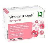 Vitamin B-loges komplett Filmtabletten, 120 St