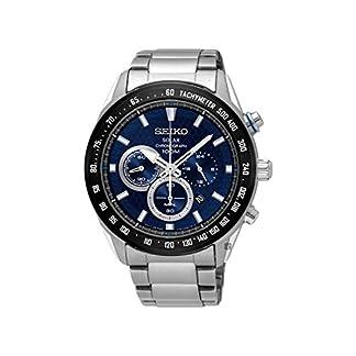 Seiko Analog Blue Dial Men's Watch – SSC585P1
