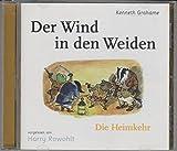 Der Wind in den Weiden, Audio-CDs, Nr.6, Die Heimkehr, 1 Audio-CD