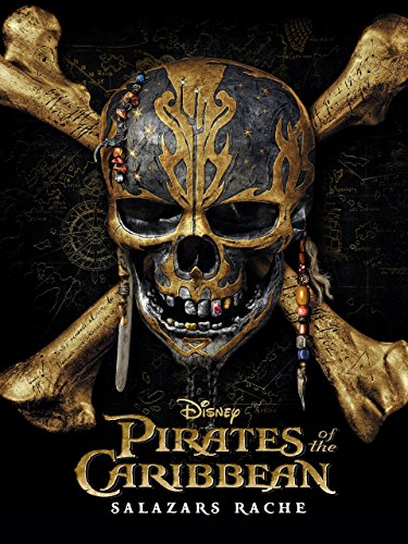 Pirates of the Caribbean: Salazars Rache (inkl. Bonusmaterial) Cover