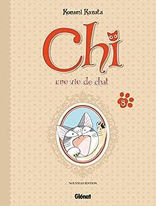 Chi - Une vie de chat Grand format Tome 8