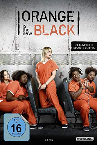 Orange Is the New Black - Die komplette sechste Staffel [5 DVDs]