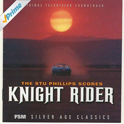 The Stu Phillips Scores: Knight Rider (Original Television Soundtrack)