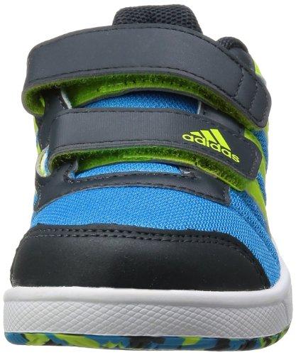 Niño Mezclan Lk Zapatos Del D65723 F13 5 Azul S14 Adidas La Funcionamiento Blanco Aptitud Cf azul Noche Trainer Sombra De Solar Blau K Ftw OW7dwWq04