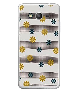 Fuson Designer Back Case Cover for Samsung Galaxy Grand 3 :: Samsung Galaxy Grand Max G720F (Multicolor Stencil Natural Woman Office Professional)