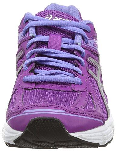 Asics Patriot 7, Chaussures de Running Entrainement Femme Violet (Grape/Silver/Lavender 3693)
