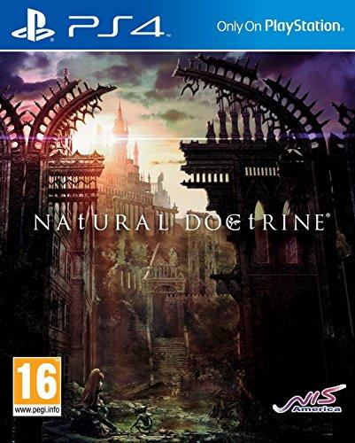 [UK-Import]Natural Doctrine PS4 Game (Ps4 Natural Doctrine)