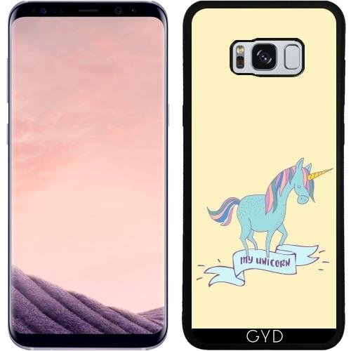 51OOD6Xp6FL Silicone Case for Samsung Galaxy S8 Plus (SM G955)   Unicorn Magic Pony Fantasy by UtArt UK best buy Review
