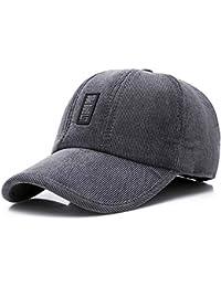 SJMM-HAT Gorra De Béisbol Engrosamiento, La Preservación del Calor, Protección Auditiva,