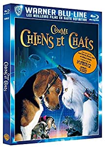 Comme chiens et chats [Blu-ray]