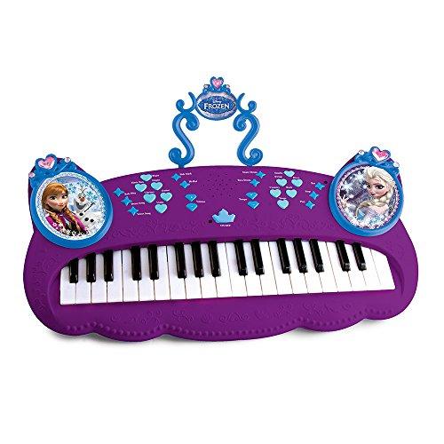 IMC Toys 16057FR - Keyboard Frozen (Anna Elsa-klavier Und)