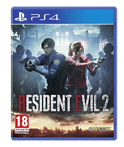 Resident Evil 2 (PS4) [video game]
