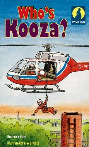 Who's Kooza? : Chris's story