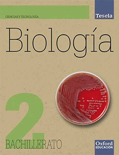 Biología 2º Bachillerato Tesela. Pack