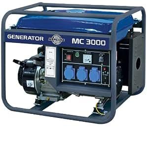 Mercure 450030 Groupe électrogène 4 temps 2800 W
