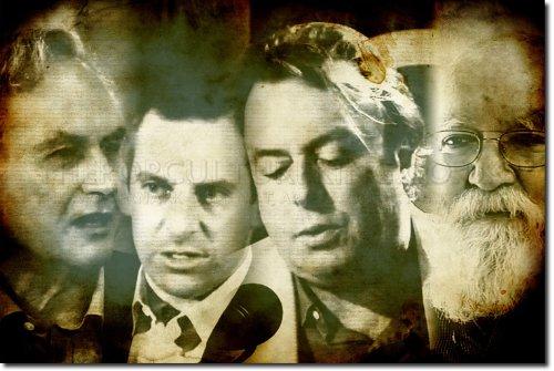 THE ATHEISTS UNSIGNED Kunstdruck Hochglanz Poster Geschenkartikel (Richard Dawkins, Christopher Hitchens, Sam H... - Größe: 12 x 8 Inches (30x20cm)