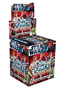 Star Wars Force Attax 3 Trading Card Booster