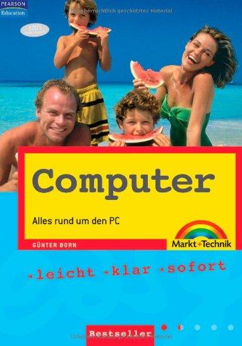Computer - vierfarbig, für Einsteiger