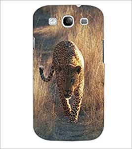 PRINTSWAG LEAPORD Designer Back Cover Case for SAMSUNG GALAXY S3