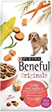 Beneful Dry Dog Food, Originals with Real Salmon, 15.5-Pound Bag, Pack of 1 by Purina Beneful