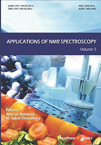 Applications of NMR Spectroscopy;