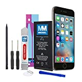 Best Iphone 6 Batteries - MMOBIEL Battery for iPhone 6 Li-Ion replacement battery Review