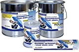 Flüssigabdichtung Gomastit Aqua Protect Flex liquid, grau, Eimer, 6kg