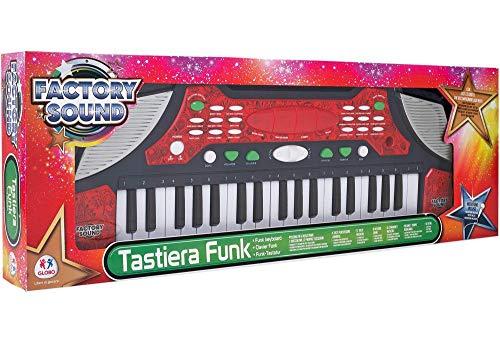 GLOBO- B/O Piano 37 Keys W/Microphone (38162), (1)