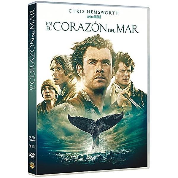 En El Corazón Del Mar [DVD]: Amazon.es: Chris Hemsworth ...