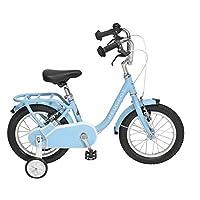 """Velo 14"""" enfant PEUGEOT Legend stabilisateur Bleu retro vintage child bike"""