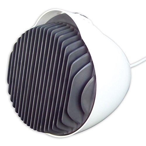 Garza Jet Grill - Calefactor cerámico de sobremesa, potencia 1500W