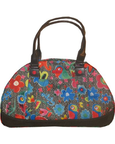 Oilily Bowling Bag Pink Model: OES2201 Charcoal (Grau)