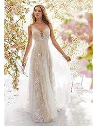 Vestidos de novia para fiesta de noche