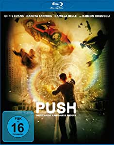 Push (inkl. Wendecover) [Blu-ray]