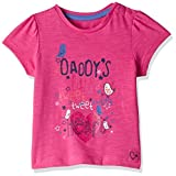 #7: Mothercare Baby Girls' T-Shirt (52051228002_6-9 Months_Pink)