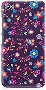 Micromax Canvas Fire A107 Back Cover by Vcrome,Premium Quality Designer Printed Lightweight Slim Fit Matte Finish Hard Case Back Cover for Micromax Canvas Fire A107
