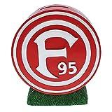 Fortuna Düsseldorf Spardose Logo - Fußball